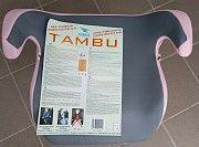 Автокрісло бустер Tambu 15-36кг (Польща) Стрый