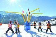 Карусель «ROTONDO» для лыж и тюбов Львов