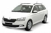 Прокат авто Skoda Fabia Wagon от $10 в сутки Дніпро