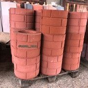 Набірні бетонні тумби. Черновцы