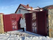 Ворота та паркан під ключ Мукачево Берегово
