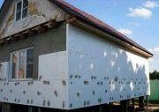 Строительные работы Утепление дома Кладка стяжка фасад плитка проводка Красноармейск