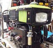 Двигатель ДД180В (R180) 8лс.дизель (радиатор) Без предоплаты!! Кировоград