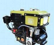 Двигатель Дизельный Кентавр ДД180ВЭ Эл. Стартер На мотоблок Водяное ох Кировоград