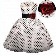 Плаття ретро для дівчинки Жашков