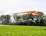 Агро послуги внесення гербіцида дельтапланом надлегким літаком Николаев