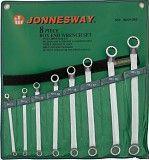 Набор накидных ключей Jonnesway 6-22 мм, 8 шт в чехле Винница