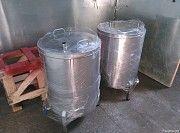 Емкость 300л из нержавещей стали AISI-304 Сумы