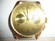 Продам золотой швейцарский хронограф 1961 г. выпуска в рабочем состоянии не дорого. Цюрупинск