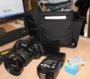 Продам Фотоаппарат Никон D5300/Коробочный вариант+сумка,нар.вспышка,доп.батарея. Геническ