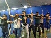 """Стрельба из лука в Киеве - Тир """"Лучник"""". Archery Kiev (Оболонь, Теремки) Киев"""