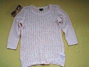 Красивый ажурный свитер,кофточка,джемпер,р.М,Vila Clothes,Бангладеш Пирятин