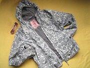 Стильная спортивная куртка ветровка с отражателями,STC,отличное состояние Пирятин