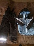 Куртка и полукомбинезон 116р Киев