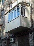Балкон под ключ в Запорожье Запорожье