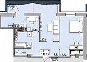 Продается 2-х комнатная квартира на поселке Котовского. Одесса