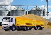 Грузоперевозки зерновых по Украине Винница