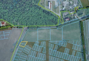 Продається 2 земельних ділянки межа м. Черкаси Черкассы