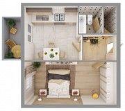 1 комнатная квартира на ул. Сахарова Одесса