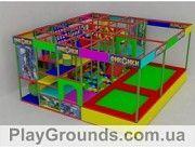 Детские игровые лабиринты для помещений. Житомир