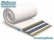 Тонкий матрас SleepRoll Extra Linen Киев