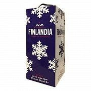 Продается водка Финляндия Снежинка (Finlandia Winter) Кировоград