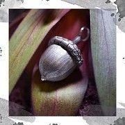 Cрібний кулон «Жолудь» Киев
