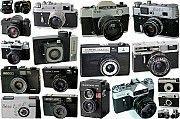Куплю фотоаппараты,кинокамеры,объективы СССР Запорожье
