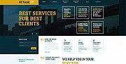 Сайт для бизнеса | Сайт визитка | Бізнес сайт | Сайт візитка Киев