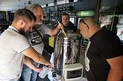Домашняя пивоварня с програмным управл,(50 литр./варка),сертифицирован Ужгород