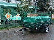 Лев СУПЕР-ПРИЦЕП для легковых автомобилей Київ