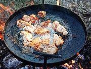 Широкий выбор сковорода из диска бороны для пикника от30 до 60 см Киев