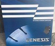 Алмазные диски Zenezis d800mm-d1200mm по бетону. Киев