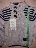 Продам новый теплый детский свитер на 2-3 годика рост 92-98см. Обухов