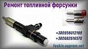 Срочный ремонт топливной форсунки Красноармейск