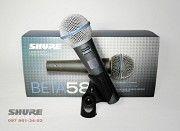 Микрофон Shure Beta 58A (Оригинал-Мексика,на гарантии!) Вся Украина Киев