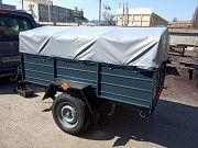 Купить новый прицеп Днепр-200х130 с колёсами от завода! Доставка по Украине Комсомольск