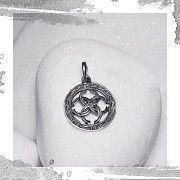 Срібний кулон оберег «Весільник» Киев