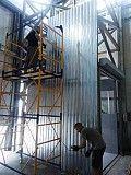 Грузовые Лифты-Подъёмники г/п 5000 кг, 5 тонн, купить в Украине! Конструкция шахты –Металлическая. Винница