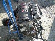 Двигун Citroen Berlingo 1.6 бензин 2004-2008 Ковель