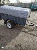 Купить новый автомобильный прицеп Днепр-200х130 с колёсами! Энергодар