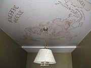Услуги фотопечати на натяжных потолках Житомир