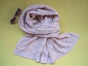 Нежный красивый,тёплый фирменный шарф Пирятин