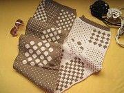 Новый двусторонний мягенький плотный шарф,очень тёплый и приятный к телу Пирятин