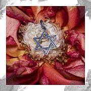 Срібний кулон ✡ «Зірка Давида» Киев