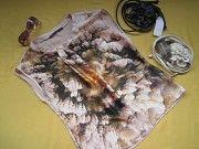 Красивая футболка,р.S,Румыния,Steps,отличное состояние Пирятин