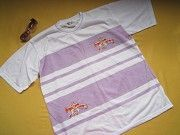 Большой размер,Новая женская футболка с разрезиками по бокам Пирятин