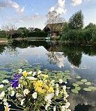 Выход на воду р Козинка участок 27 соток с Плюты Обухов