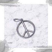 Срібний кулон «Знак Миру» Киев