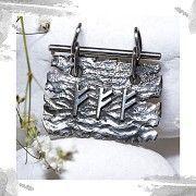 Срібний кулон «Три Феху» Киев